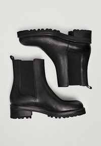 Massimo Dutti - Ankle boots - black - 1