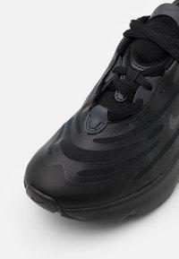 Nike Sportswear - AIR MAX EXOSENSE UNISEX - Zapatillas - black/off noir - 5