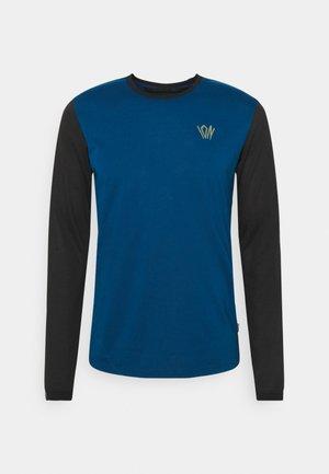 TEE SEEK - Long sleeved top - ocean blue