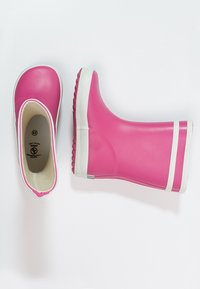 Aigle - BABY FLAC UNISEX - Wellies - rose new - 1
