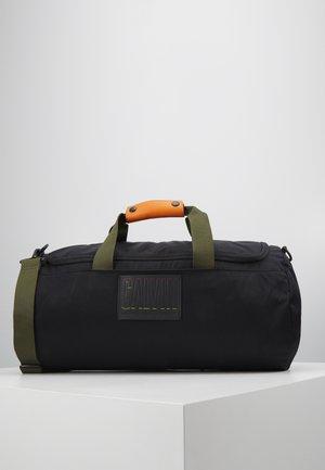 CKJ NYLON UTILITY DUFFLE FASH - Weekend bag - black