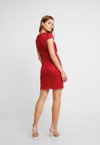 Morgan - RFLOW - Robe de soirée - rouge - 3