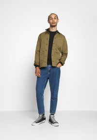 BY GARMENT MAKERS - WORKWEAR JACKET - Tunn jacka - oil green - 1