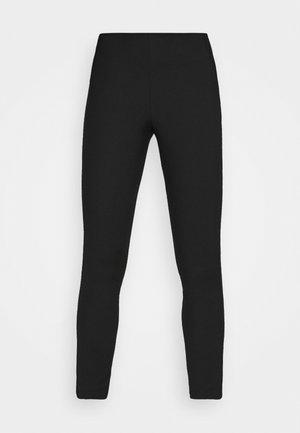 GRACE NARROW PANTS - Jogginghose - black