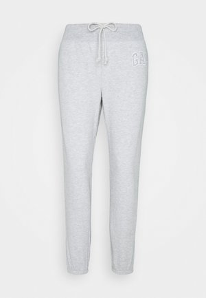 Pantalones deportivos - light heather grey