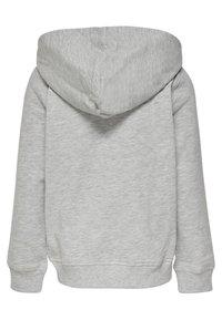 Kids ONLY - Zip-up hoodie - light grey melange - 1