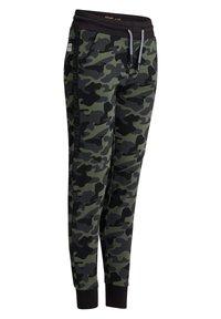 WE Fashion - Træningsbukser - army green - 4