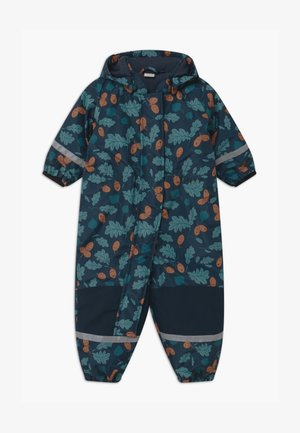 TASLAN PADDED UNISEX - Snowsuit - dark blue