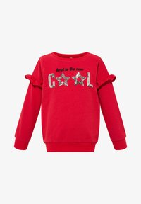 DeFacto - Sweatshirt - red - 0