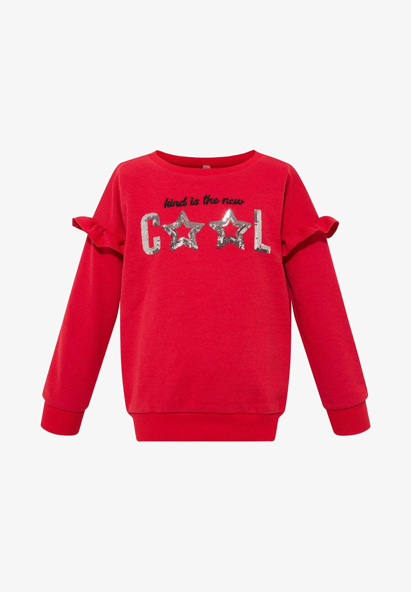 DeFacto - Sweatshirt - red