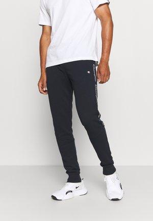 CUFF PANTS - Träningsbyxor - dark blue