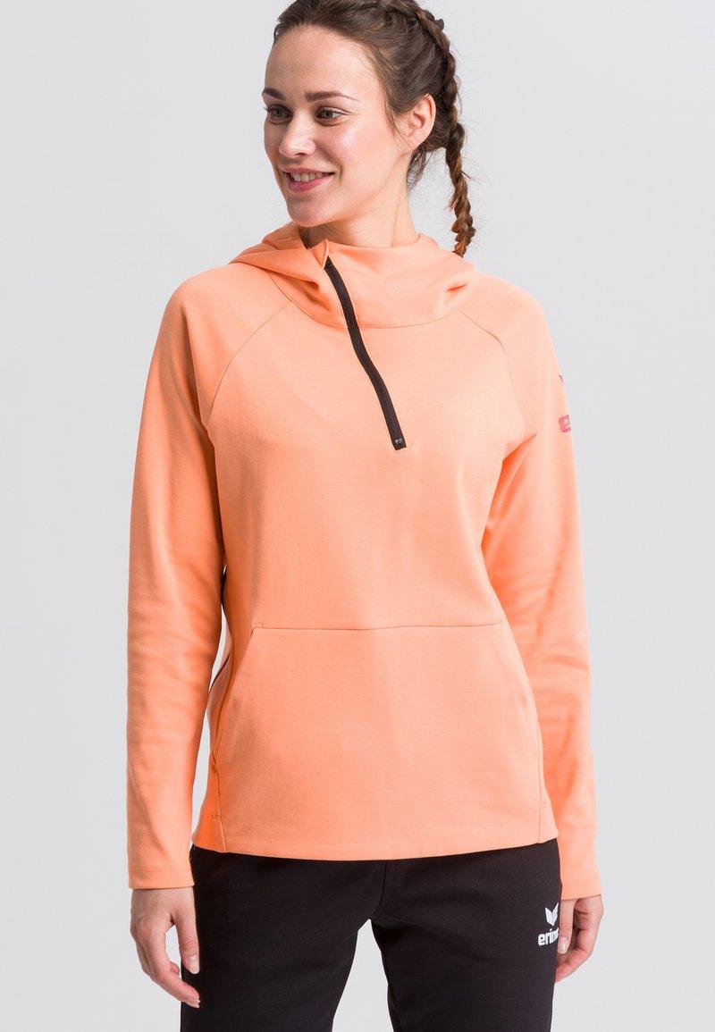 Erima - Hoodie - orange