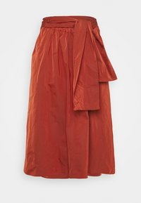 MAX&Co. - EROS - A-line skirt - red - 0
