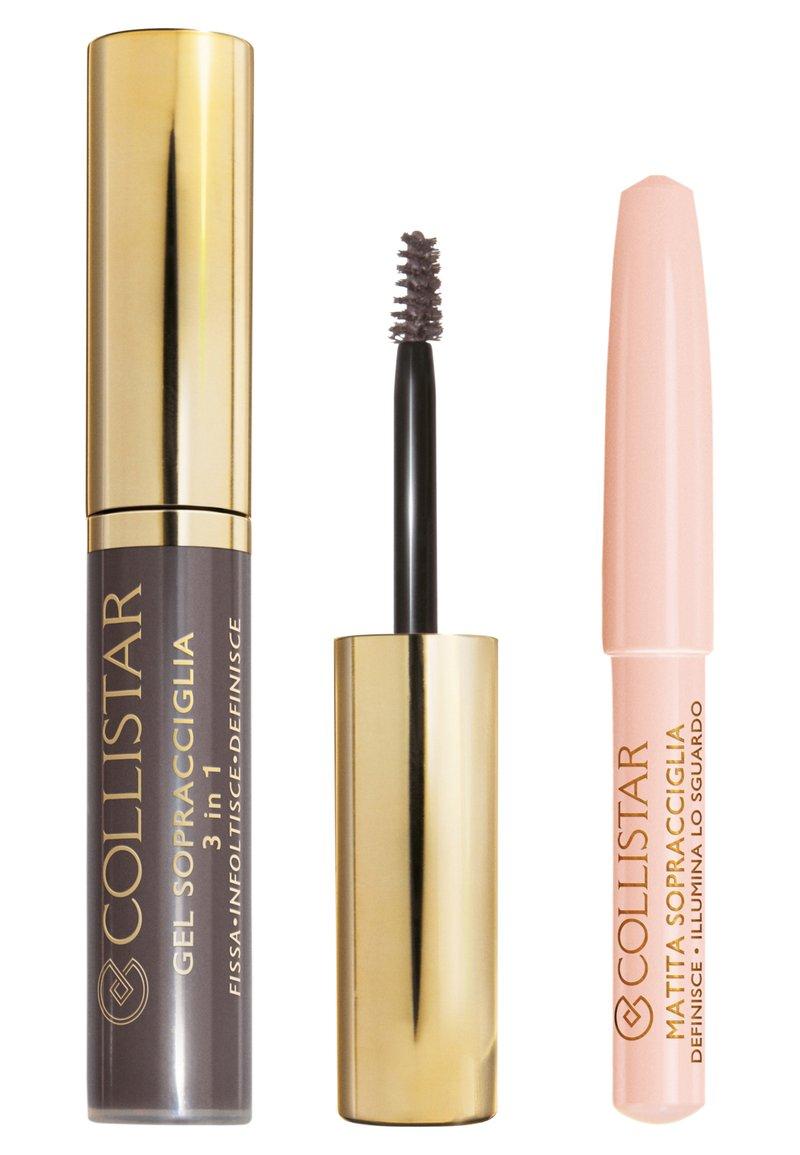 Collistar - PERFECT EYEBROWS KIT - Makeup set - n.2 asia brown