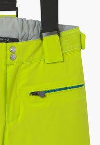 Dare 2B - TIMEOUT UNISEX - Zimní kalhoty - lime/petrol - 4