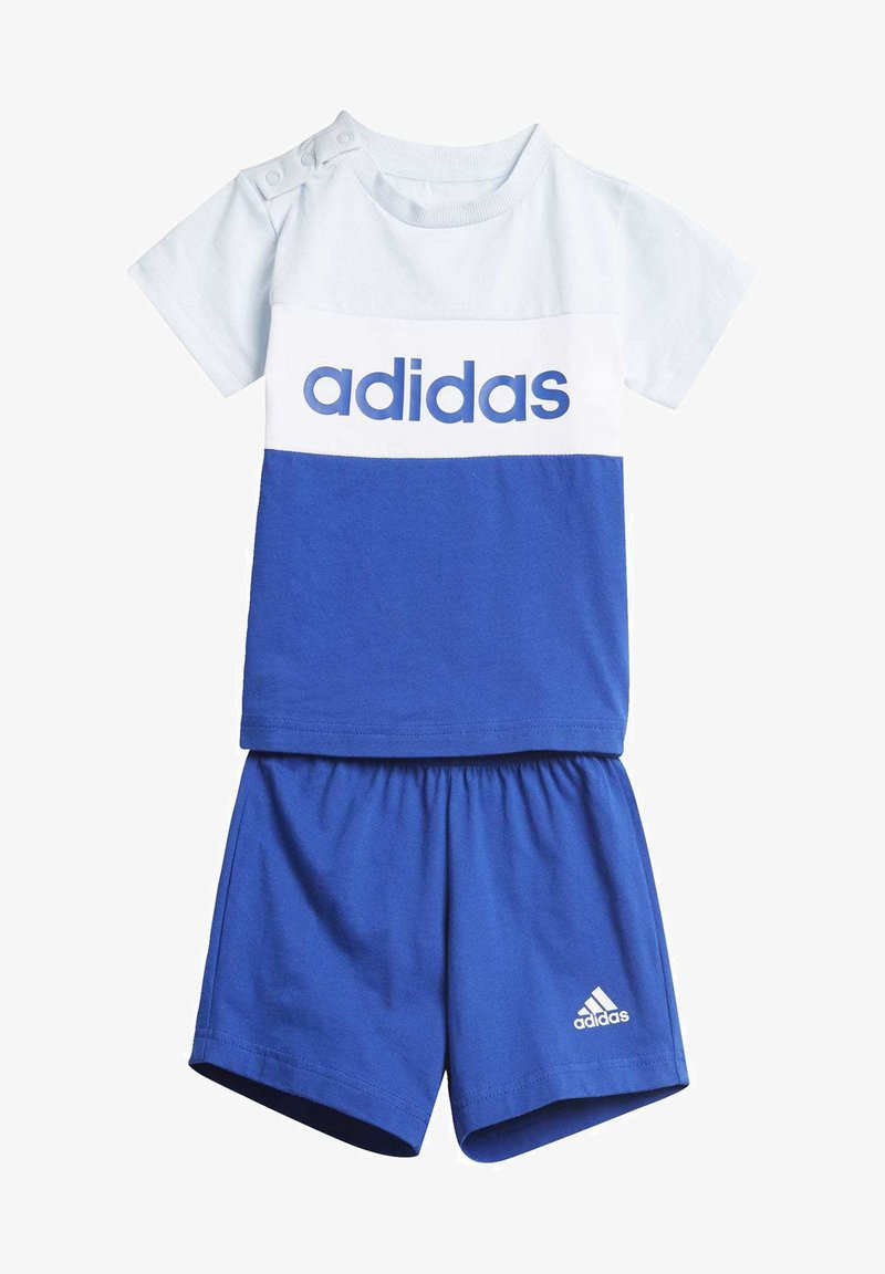 adidas Performance - COLORBLOCK SET - Trainingspak - blue