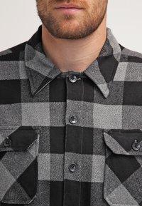 Dickies - SACRAMENTO - Camisa - grey melange - 3