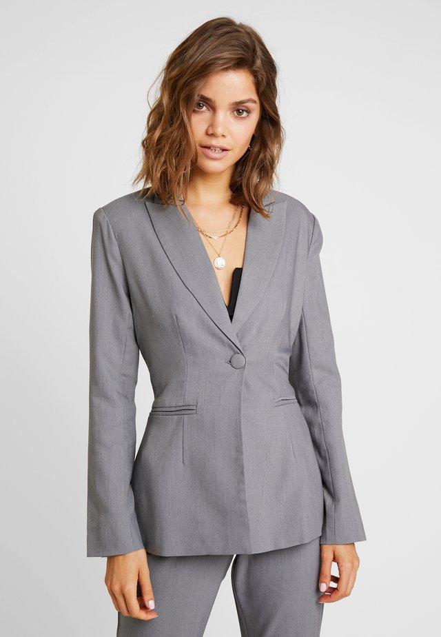 EXCLUSIVE MARIANNA - Blazer - grey