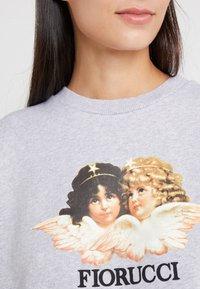 Fiorucci - VINTAGE ANGELS - Sweater - heather grey - 5