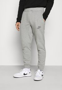 Nike Sportswear - Pantalones deportivos - dark grey heather - 0
