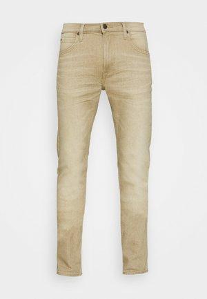 LUKE - Džíny Slim Fit - faded beige