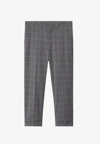 Mango - Chino kalhoty - grau - 5