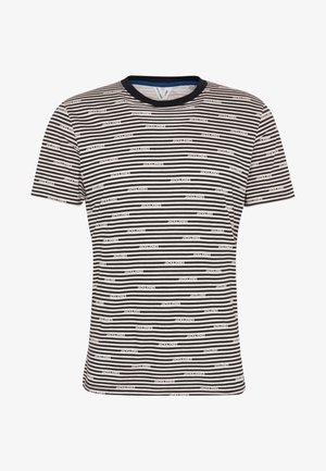 JCOMIKS TEE CREW NECK - T-shirt con stampa - black