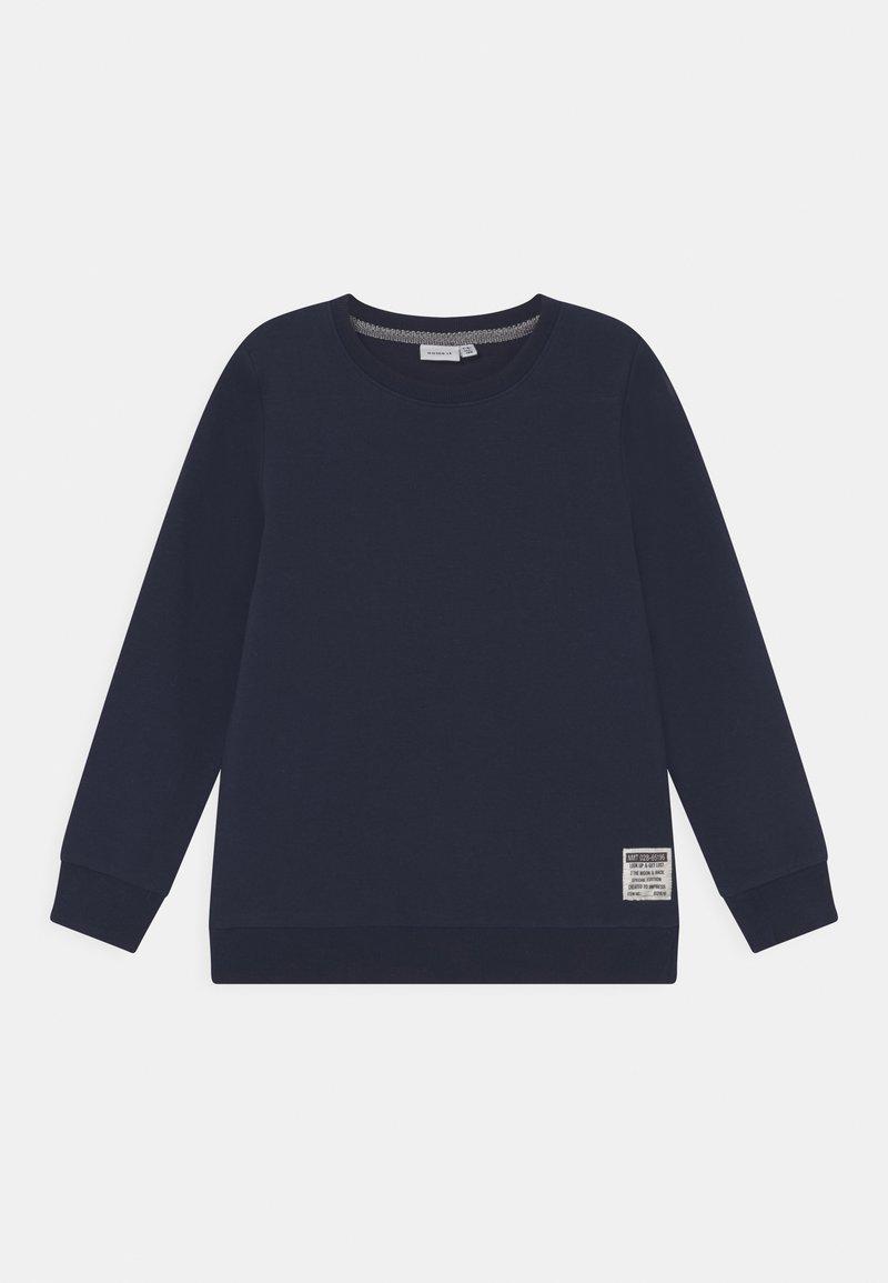 Name it - NKMHONK - Sweater - dark sapphire