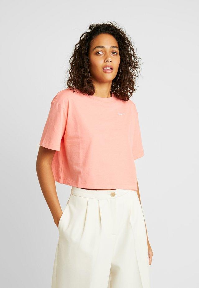 Basic T-shirt - sunblush