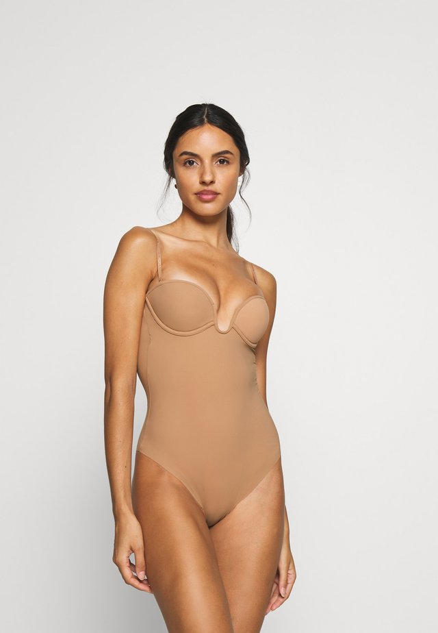 BANDEAU WITH WIRE - Body - nude