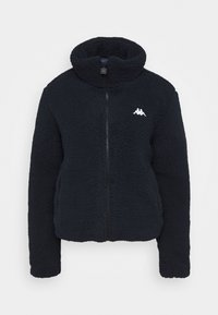 Kappa - VALANA - Fleece jacket - total eclipse - 5