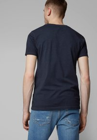 BOSS - TYXX - T-Shirt basic - dark blue - 2