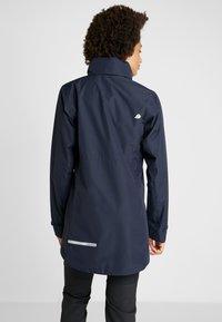 Didriksons - NOOR WOMENS - Waterproof jacket - dark night blue - 3