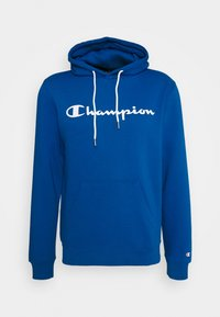 Champion - LEGACY HOODED - Mikina s kapucí - blue - 4