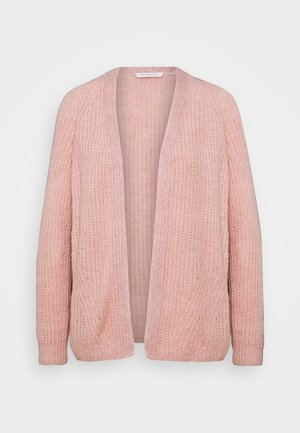 CARDIGAN WITH DETAIL - Cardigan - blush pink