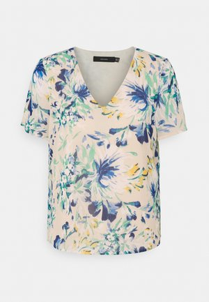 VMJASMINE - Print T-shirt - birch