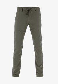 Reell - REFLEX EASY ST - Trousers - olive - 5
