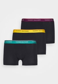 TRUNK EXCLUSIVE 3 PACK - Pants - country club/amber/mullbery