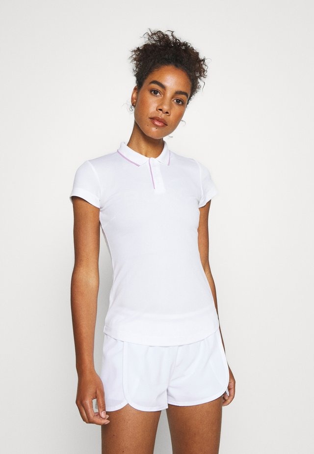 TALISE - Poloshirt - brilliant white