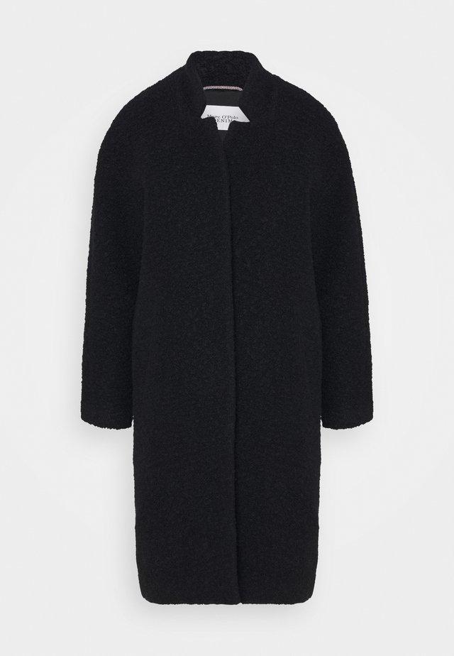 COATS - Cappotto classico - black