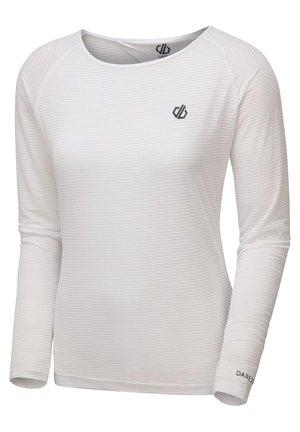 PRAXIS  - Sports shirt - white