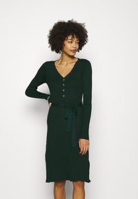 Anna Field - Jumper dress - dark green - 0