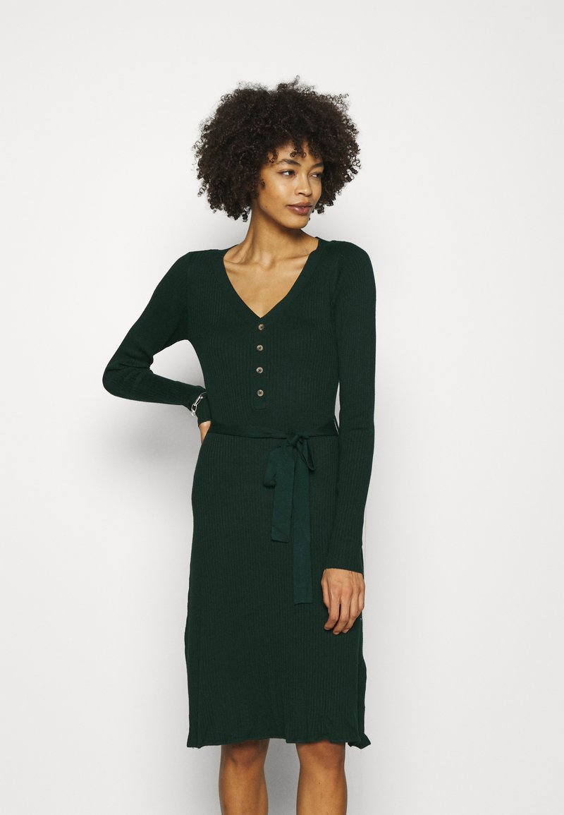 Anna Field - Jumper dress - dark green