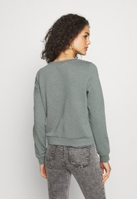 ONLY - ONLWENDY ONECK - Sweatshirt - balsam green - 2