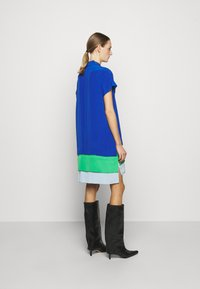 Diane von Furstenberg - Vapaa-ajan mekko - blue - 2