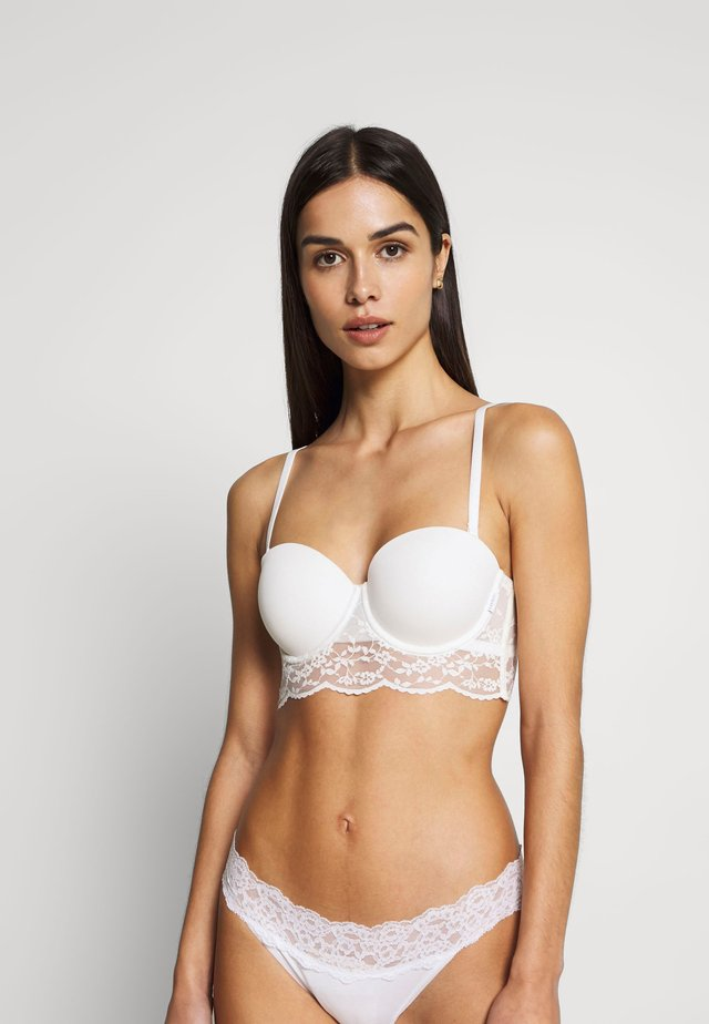 BARB - Multiway / Strapless bra - off white