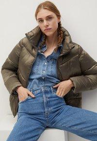 Mango - CLOCK - Winter jacket - grau - 5