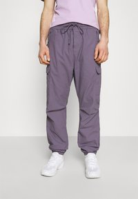Carhartt WIP - JOGGER COLUMBIA - Cargo trousers - provence rinsed - 0