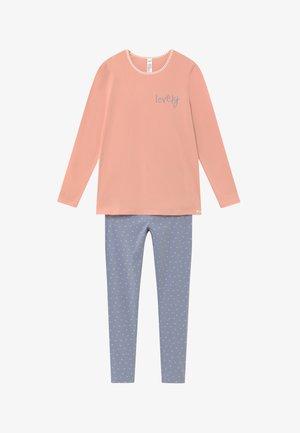 GIRLS  - Pyžamová sada - rose cloud