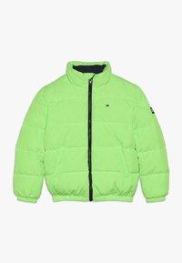 Tommy Hilfiger - PUFFER JACKET - Down jacket - green - 0